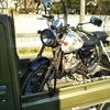 #バイク屋の日常 #スズキ #ST250 #配送納車 #成人の日