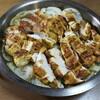 魚焼きグリルで作る、ジェイミーオリバーくん風のカレー味のチキングリル(2018.8)