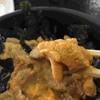 余市の柿崎商店の海鮮工房でウニ丼を食べました