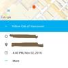 バンクーバーでタクシーに乗ってみた