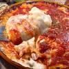 海老のトマトソースドリア