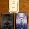 今週末と来週をあらわすカードは「思慮深い」  アドバイスカードは「受容」  アロハウハネカードはクヒ「思い込み」でした