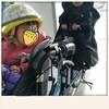 懺悔の再掲。娘一歳半、自転車の前椅子デビュー。