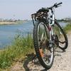 水たまりを自転車で走り抜けることってさ