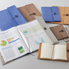 【新商品情報】紙の風合いが素敵な「ウォッシャブルクラフトペーパー製カバー『クラフトシリーズ』」