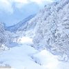 雪の大山「JOB」
