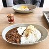 祝1周年!コンテナ型カフェのこだわりカレー(恵比寿コンテナ @恵比寿)