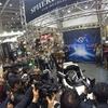 【バイクとコンパニオン】東京モーターサイクルショー2017は大盛況すぎて全部見れなかった話