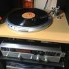 レコードの音の調整