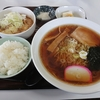 天童市  手づくり麺の店アメヤ ラーメンともつ煮A定食をご紹介!🍜