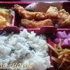 針テラスでのお昼ご飯(2月月末)