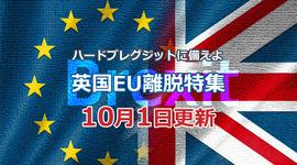 「英独首脳電話会談は物別れに…」ハードブレグジットに備えよ!英国EU離脱特集