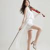 踊るヴァイオリニスト『RiO』。ついつい見とれてしまう、その美貌!待望のニューシングルのリリース決定!