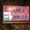 2020/3/20 The Dawning Cline@大阪 枚方 HOUSE X
