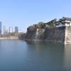 今年最初の『大阪城』