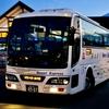 河口湖-本厚木・辻堂藤沢線(富士急湘南バス) KL-RA552RBN