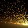 Blender 火花(スパーク)の作り方