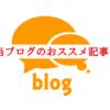 【ブログ1周年記念】個人的に好きな自分の記事をセルフ紹介する記事