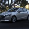 オーストラリアマツダがMAZDA2 2022年モデルの情報を一部公開、プラチナクォーツメタリック追加や新グレード「Pure SP」を設定。