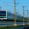7月22日撮影 常磐線 水戸~勝田間 常磐線の列車たち ⑤