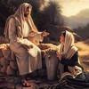 聖書の女性(33)ーサマリヤの女