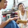 タイ生活17日目。今日の、かいこ。(目覚ましテレビ調で)
