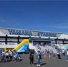 ヤマハスタジアムで観戦
