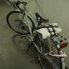 久しぶりの自転車通勤