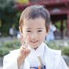 七五三の出張撮影 @根津神社・文京区【あおぞら写真館 出張撮影】