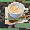 🚩外食日記(639)    宮崎ランチ   「CAROLINA(カロリーナ )」⑤より、【カリフラワーのポタージュ】【たっぷりチーズがとろ~りの焼きナポリタン】‼️