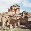 チュニジアにある世界最大規模のローマ遺跡 世界遺産ドゥッガへの行き方・楽しみ方