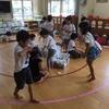 前半クラスのジャンピング(楽しんでるね!)