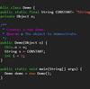 Markdownのコード配色を変更する