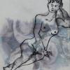 熊谷 行子 裸婦作品