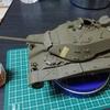 あぁMー41戦車プラモデル