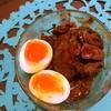 鶏レバーの名古屋どて煮風