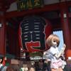 最強三姉妹IN浅草ドルショ01 誕生!オナ城主オナたぬ?!