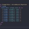 Railsでbigint(20) やtinyint(4)を使う時のマイグレーションファイルの編集方法