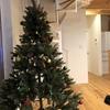 クリスマスツリーを購入