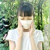 マスク熱中症になりそうです。
