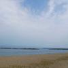 金沢・犀川下流域から海へ(夏のランニング)