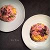 漬物で簡単カラーリング♪ピンク炒飯の誕生秘話