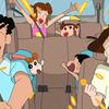 クレヨンしんちゃん 第1106話 雑感 老人会に使われるナイトプールって。