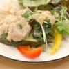 鶏と蒸し野菜のカオマンガイ