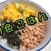 【ほったらかし飯】1人前/50円程でできる『3色ご飯』