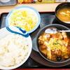 松屋下総中山店@下総中山 カチャトーラ定食