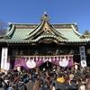 【三島旅行記】三嶋大社へ初詣に行き初富士を見てきました