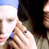 真珠の耳飾りの少女('03)   ピーター・ウェーバー  <心理的・身体的接触の快楽を観念の世界に昇華し切った名画の風景>