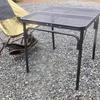 キャンプ用テーブルなら頑丈・機能的で使いやすいタフライトテーブルがおすすめ!