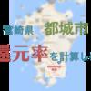 【2016年度版】ふるさと納税日本一 宮崎県都城市のお礼品の還元率を計算してみる お得なコスパ1位は真実か!